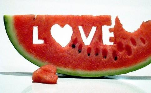 과일 채소 차이와 분류 기준 (수박 이미지)