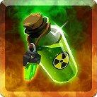 탭타이탄2 레이드 카드 Radioactivity (방사능)