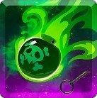 탭타이탄2 레이드 카드 Rancid Gas (독성 가스)