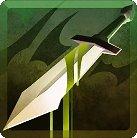 탭타이탄2 레이드 카드 Thriving Plague (역병 칼날)