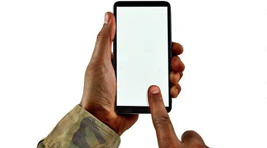 2020년 군인 휴대폰 사용 허용