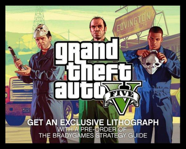 GTA5(Grand Theft Auto 5) 아트워크