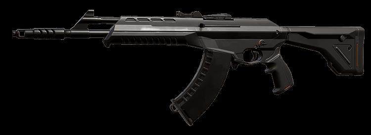 발로란트 소총 총기 밴달