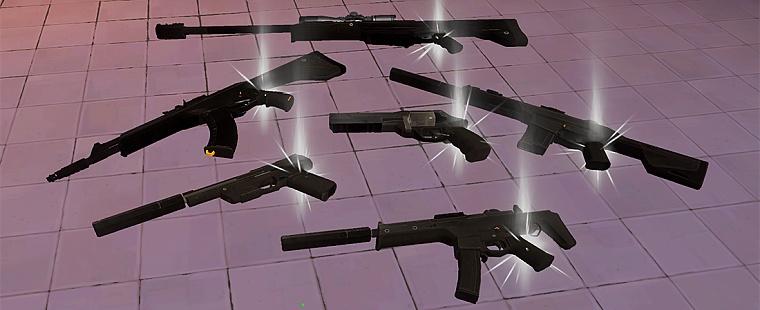 발로란트 총기(무기) 소개 및 성능 티어 총정리