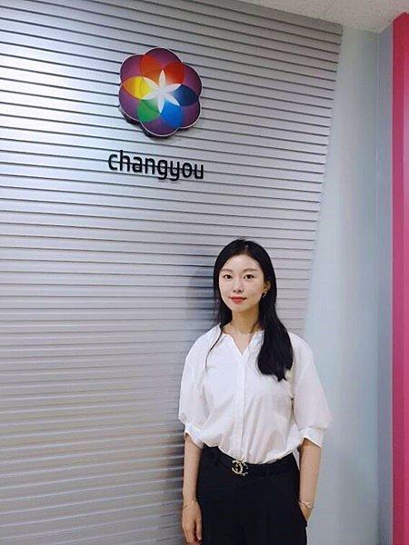 창유코리아 박혜정 본부장 사진