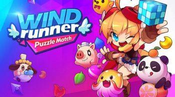 '윈드러너: 퍼즐대전' 글로벌 정식 서비스 시작