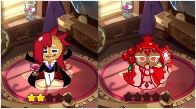 쿠키런 킹덤 – 뱀파이어와 석류 중 누구를 키워야 할까